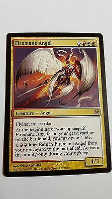 1x FIREMANE ANGEL - Rare - Duel Deck/Iconic - MTG - NM - Magic the Gathering