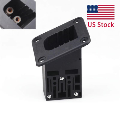 Fit EZGO Golf Cart Powerwise Charger Receptacle Medalist Electric 1996 73063-G01