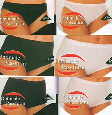 SALE 120 Pieces Panty Full Cut Panties RIO High-Waist Briefs Hygiene Slip
