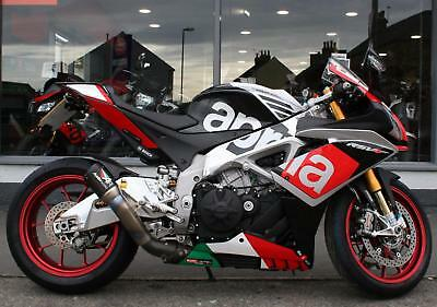 2015 Aprilia RSV4 RF - WITH EXTRAS - at Teasdale Motorcycles, Yorkshire