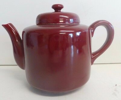 Rare Elchinger Brothers Pottery Teapot - French