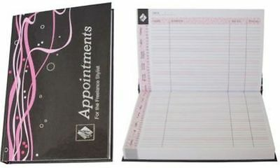 Hairdressing Beauty Manicure Spray Tan A5 Freelance Appointment Book NEW
