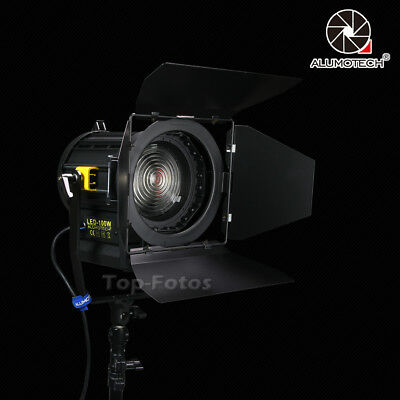 New 100W LED Fresnel Spot Continuous Light For Film Camera Video Studio