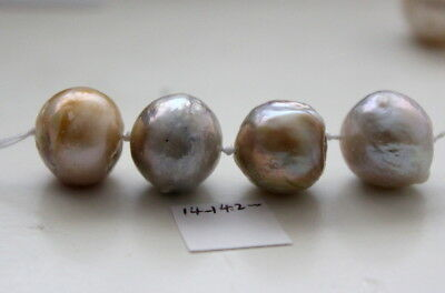 14-14.2Mm Kasumi Pearls Completed Hole