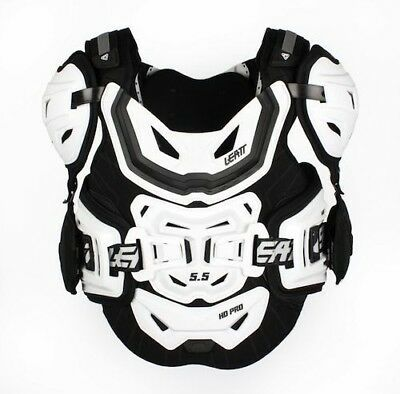 Leatt Chest Protector 5.5 Pro HD - White