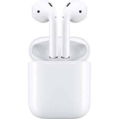 Apple MMEF2ZM/A Airpods In Ear Stereo Headset kabellos weiß