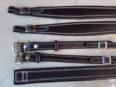 SHOULDER STRAPS FOR ACCORDION 80 96 120 set with the bass belt