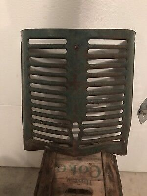 Oliver Tractor Grill