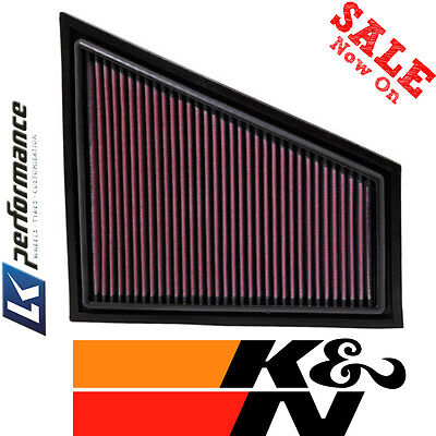 33-2963 K&N FILTERS KN AIR FILTER (33-2963) FOR BMW Z4 23i (E89) 2009-2011