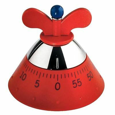 ALESSI | Kitchen Timer Red | Michael Graves
