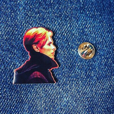 David Bowie Low Pin Badge Berlin Trilogy
