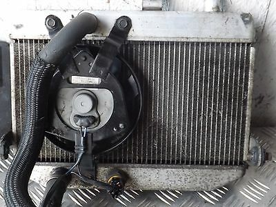 SUZUKI AN400 BURGMAN 04-10 Radiator with fan