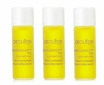 Decleor Aromessence Iris Serum Revitalising Rejuvenating Serum 5ml x 3