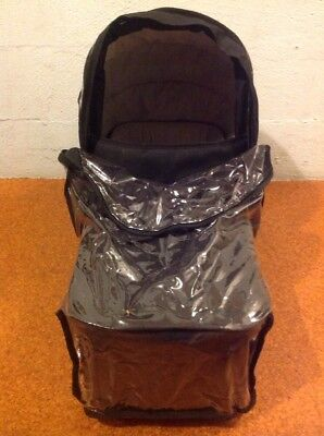 phil&teds baby carrycot and storm cover