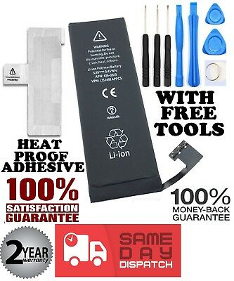 Brand NEW Original OEM Replacement iPhone 5 Battery 1440 mAh KIT +free Tools