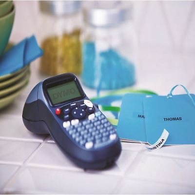 Dymo Letratag LT-100H Label Maker Blue Blister (Pack S0883980 [ES88398]