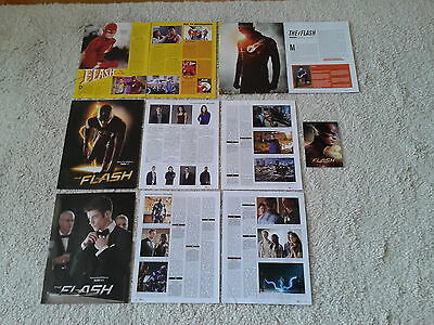 Sammlung  Berichte/Clippings  Science Fiction   Serie  The Flash  Grant Gustin