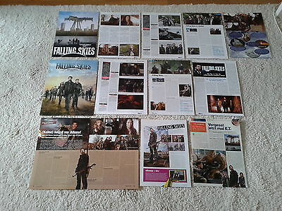 Sammlung  Berichte/Clippings  SF Serie  Falling Skies  Noah Wyle