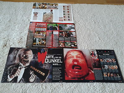Sammlung   Berichte/Clippings   Horror  Serie  Masters of Horror