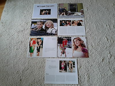 Sammlung   Berichte/Clippings   Serie   Sex and the City  Sarah Jessica Parker