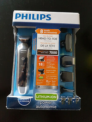 Philips Multigroom Head to Toe with 8 Attachments Trimmer / Shaver / Styler