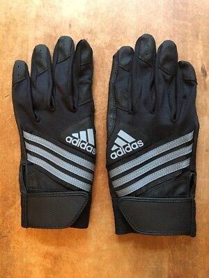 Adidas Baseball Batting Gloves Size Medium
