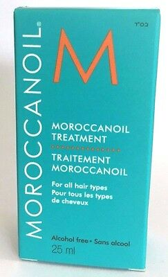 New & Boxed Moroccanoil Hair Treatment - 25ml - Moroccan Oil
