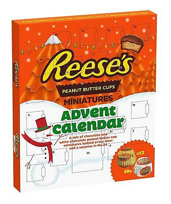 Reese's Peanut Butter Advent Calender - American Chocolate - christmas gifts
