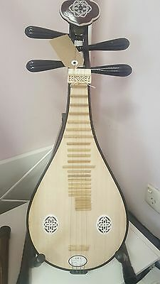 Brand new Liuqin mandolin baby pipa with free delivery! WEEKEND Special! 1 Only!
