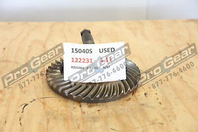 Eaton Spicer Differential 4.11 Ratio Gear Set 15040S 122231