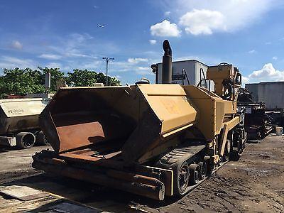 Price lowered ! - 2004 Caterpillar AP-1055B Asphalt Paver