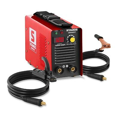 Electrode Welder E Hand MMA Professional Welding Machine Inverter IGBT LED 120A