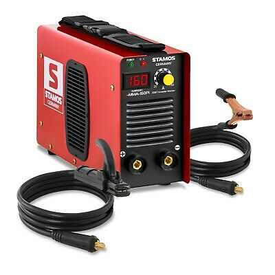 Electrode Welder E Hand MMA Professional Welding Machine Hot Start IGBT LED 160A