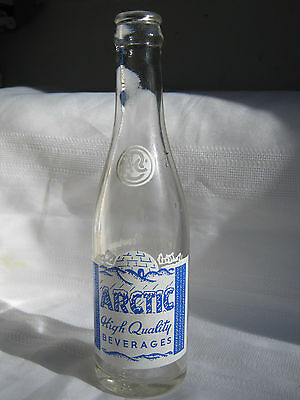 Arctic High Quality Beverages ACL Bottle 8oz