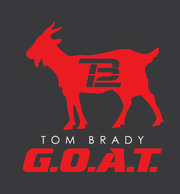 Tom Brady GOAT shirt G.O.A.T. Greatest of All Time TB12 Tampa Bay Buccaneers TB