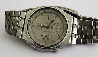 Seiko 7a28-700A vintage watch (Oct 1983) for spares or repair