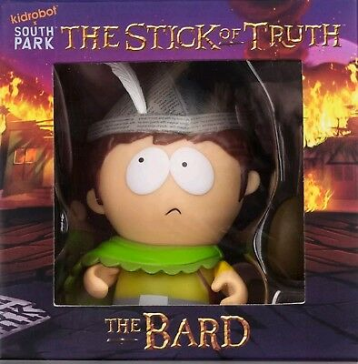 The bard south park kidrobot sdcc 2017 limited edition