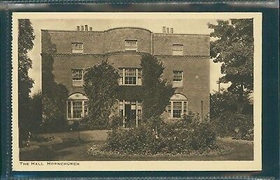 The Hall, Hornchurch, Essex. Printed C.1910.