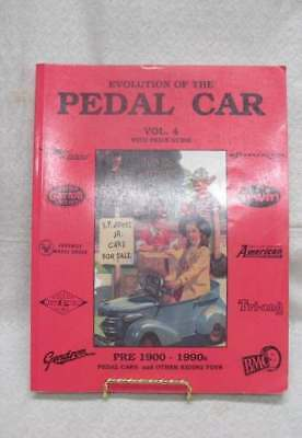 The Evolution of the Pedal Car Vol. 4 by Wood Neil