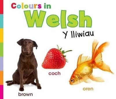 Colours in Welsh: Y Lliwiau     by Daniel Nunn