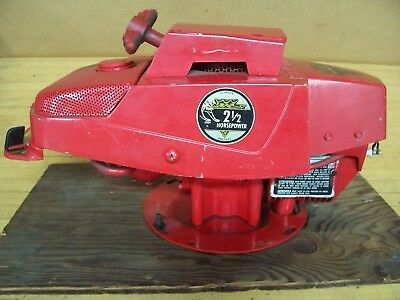 Vintage NOS Clinton Panther 2.5 HP Gas Lawn Mower Stationary Engine BVS400