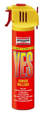 Fat Milleusi Spray Yes Ml 75 Arexons Arexons Colors Lubricants