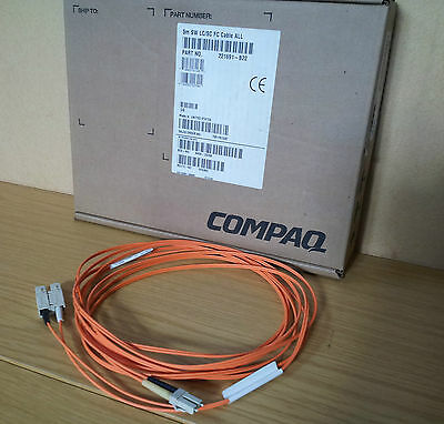 CABLE FIBRE CHANNEL MULTIMODO HP/Compaq LC /SC 5 metros  221691-B22