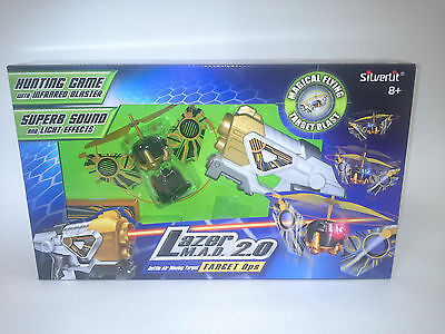 Lazer M.a.d. 2.0 Silverlit. Item No.86842. New In Box