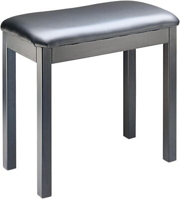 Stagg BLACK METAL FRAME PIANO BENCH