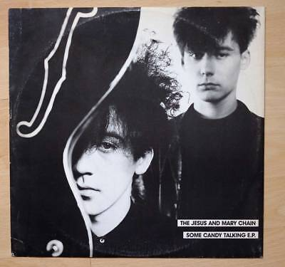 Jesus & Mary Chain - Some Candy Talking - 12 inch vinyl single (original 1986)