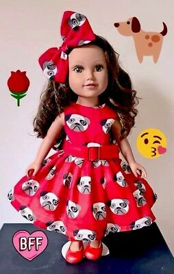 Dolls 18 inch clothes Journey Girl,Designer friend,American Girl, Our Generation
