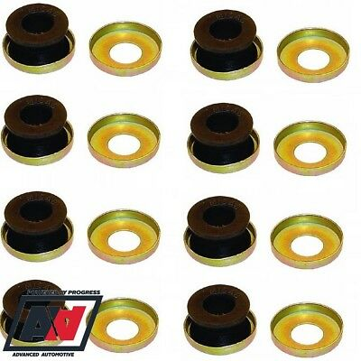Weber 40 45 48 50 Dcoe Twin Carb Rubber Damper Soft Mounting Kit Also Dellorto