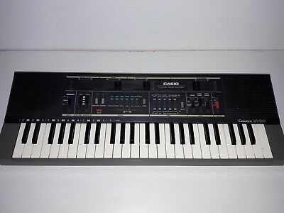 CASIO Casiotone MT-210 vintage synthesizer