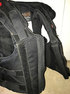 Airoware Outlyne  Child's Body Protector With Adjustable Velcro Straps